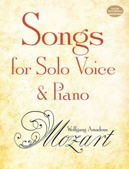Songs for Solo Voice and Piano