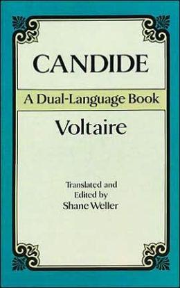 Candide - A Dual-Language Book