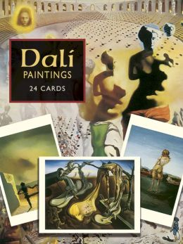 Dali Postcards: 24 Paintings from the Salvador Dali Museum