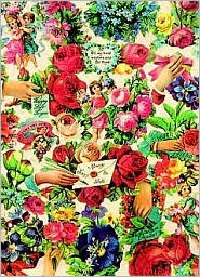 Victorian Floral Notebook
