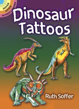 Dinosaur Tattoos: Ten Safe, Waterproof Designs