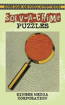Solv-A-Crime Puzzles