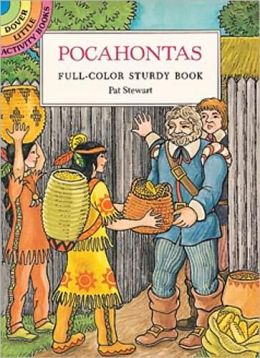 Pocahontas: Full-Color Sturdy Book