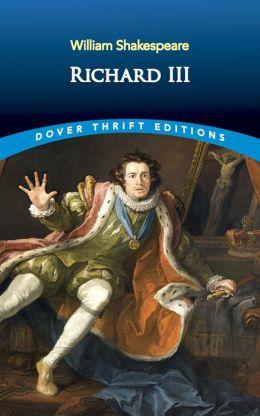 Richard iii shakespeare play sheet music