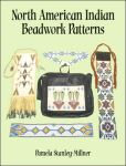 Book Cover Image. Title: North American Indian Beadwork Patterns, Author: Pamela Stanley-Millner