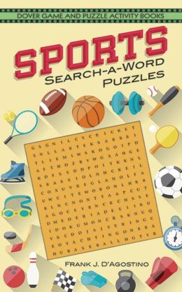 Sports: Search-A-Word Puzzles