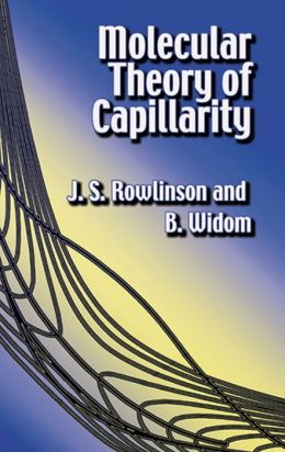 Molecular Theory of Capillarity