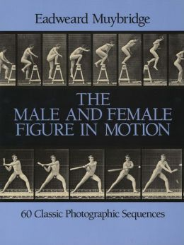 Male and Female Figure in Motion