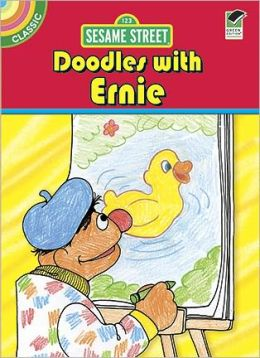 Sesame Street Classic Doodles with Ernie