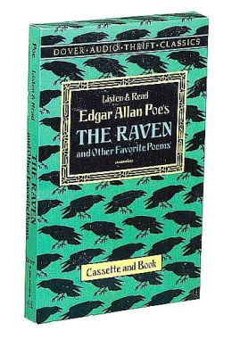Listen & Read Edgar Allan Poe's The Raven and Other Poems