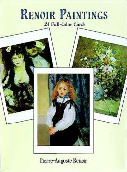 Renoir Paintings: 24 Art Cards