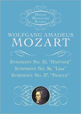 Symphonies Nos. 35, 36, & 38