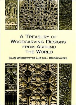 A Treasury of Woodcarving Designs from Around the World