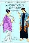 Ancient Greek Costumes Paper Dolls