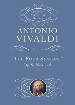 The Four Seasons Op. 8, Nos. 1-4