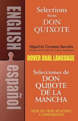 Selections from Don Quixote/ Selecciones de Don Quijote