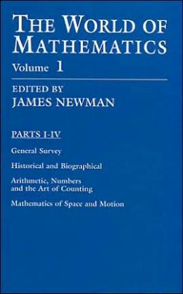 The World of Mathematics, Volume 1