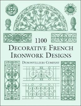 1100 Decorative French Ironwork Designs