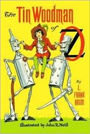 The Tin Woodman of Oz (Oz Series #12)
