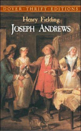 Joseph Andrews (Dover Thrift Editions Series)