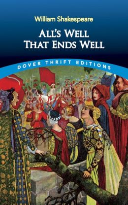 All's Well That Ends Well (Dover Thrift Editions)