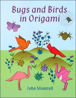 Bugs and Birds in Origami