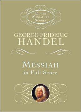 Dover Miniature Scores: Messiah in Full Score