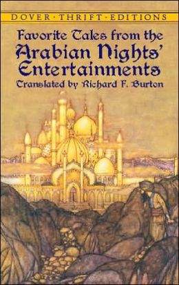 Favorite Tales from the Arabian Nights' Entertainments (Dover Thrift Editions)