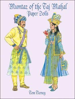 Mumtaz of the Taj Mahal Paper Dolls