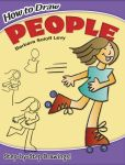 Book Cover Image. Title: How to Draw People, Author: Barbara Soloff Levy
