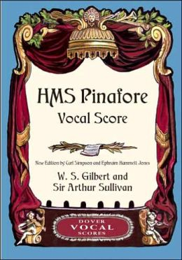 H.M.S. Pinafore Vocal Score