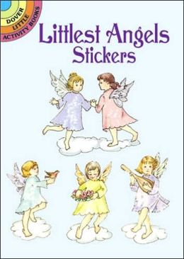 Littlest Angels Stickers