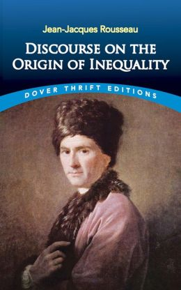 Discourse on the Origin of Inequality (Thrift Edition)