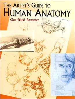 Artist's Guide to Human Anatomy (Dover Books on Anatomy)