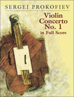 Violin Concerto No. 1 in Full Score