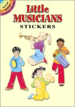Little Musicians Stickers