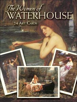 Women of Waterhouse: 24 Art Cards