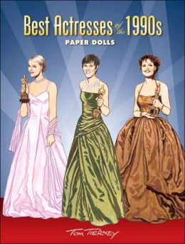 Best Actresses of the 1990s Paper Dolls