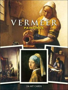 Vermeer Paintings: 24 Art Cards