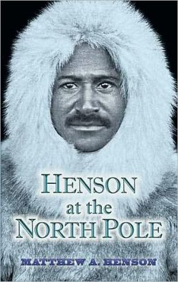 Henson at the North Pole