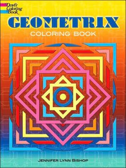Geometrix Coloring Book