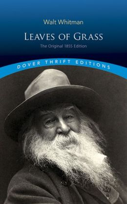 Leaves of Grass: The Original 1855 Edition (Dover Thrift Editions Series)