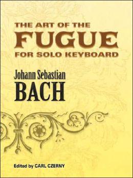 Art of the Fugue: BWV 1080