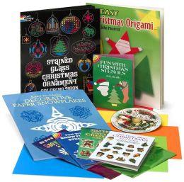 Christmas Crafts Fun Kit