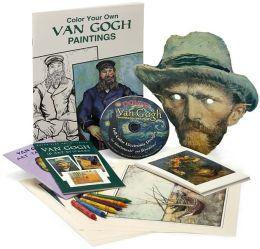 Explore Van Gogh Art Box