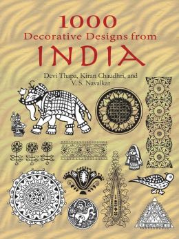 1000 Decorative Designs from India