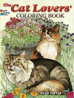 The Cat Lovers' Coloring Book