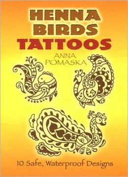 Henna Birds Tattoos