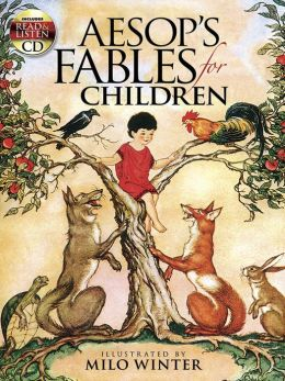 "Aesop""s Fables for Children: Includes a Read-and-Listen CD (Dover Read and Listen) Milo Winter and Read and Listen"