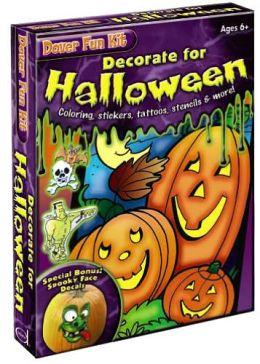 Decorate for Halloween Fun Kit